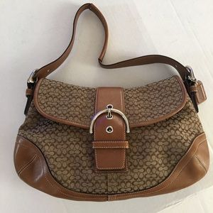 Coach Signature C Soho Bag